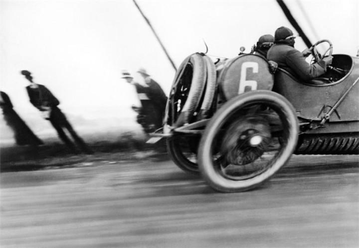 LARTIGUE_1912_Delage_racer