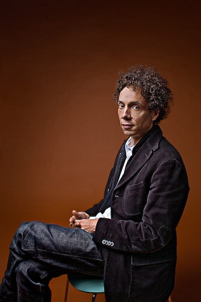 Malcolm Gladwell by Bill Wadman - TIME